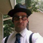 Nerd profile pic